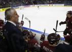 Nāc uz fanu telti atbalstīt Latviju spēlē pret Krieviju