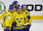 Zviedriem iespēja apsteigt Latviju, vāciešiem - pietuvoties