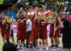Video: Latvijas basketbolisti triumfē pasaules universiādes bronzas mačā