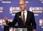 Silvers aicina NBA spēlētājiem rēķināties ar krietni mazākiem līgas ienākumiem