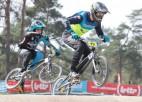 43 Latvijas BMX sportisti Nīderlandē startēs UEC Eiropas kausa posmos