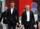 """Zaudējusī Serbija apsūdz FIFA: """"Visai pasaulei skaidrs, ka tikām brutāli apzagti"""""""