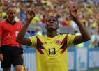 Drāma H grupā: Kolumbijai 1. vieta, Senegāla brauc mājās vairāk kartīšu dēļ