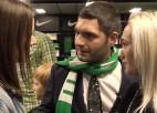 """Video: Vova var visu! Vēl nebijis """"vilnis"""" Latvijas futbolā"""