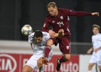 Tiešraide: Latvija - Gruzija 0:3 (spēle galā)