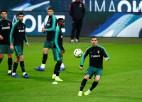 Portugāle bez Ronaldu centīsies turpināt uzvaru sēriju UEFA Nāciju līgā