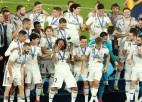 """""""Real"""" trešo reizi pēc kārtas triumfē Pasaules klubu kausā"""