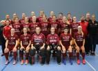 Paziņots sieviešu izlases sastāvs startam PČ kvalifikācijas turnīrā