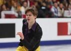 Vasiļjevam 12. vieta EČ īsajā programmā