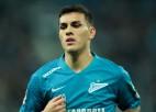 """Oficiāli: PSG par 40 miljoniem no """"Zenit"""" nopērk Paredesu"""