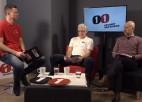 Video: Ģenerālis un Bukmeikers par Porziņģa pāreju uz Dalasu un temperatūru NBA tirgū