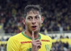 """Francijas klubs """"Nantes"""" iemūžinās traģiski mirušā uzbrucēja Salas devīto numuru"""