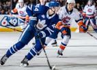 Rubīnam devītais punkts AHL sezonā, Kivleniekam trešās zvaigznes tituls