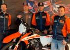Toms Macuks pievienojas ''Rodeo MX Racing'' komandai