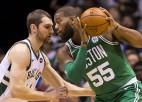 """""""Celtics"""" paraksta desmit dienu līgumu ar """"Raptors"""" pārstāvējušo Monro"""
