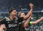 """Nīderlandē pārceļ visu spēļu kārtu, lai ļautu """"Ajax"""" sagatavoties Čempionu līgai"""