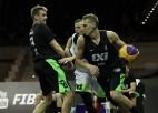 """Riga Ghetto Basket"" pirmo reizi triumfē ""Masters"" turnīrā"