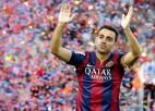 """Čavi gatavs kļūt par """"Barcelona"""" galveno treneri, gribētu iegādāties Neimāru"""