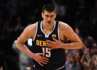 """Denvera rēķinās ar Covid-19 saķērušo Jokiču, """"Lakers"""" cer uz Hovarda spēlēšanu"""