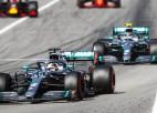 """""""Mercedes"""" F1 komanda varētu tikt pārdota"""
