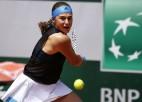 """Ostapenko pirmoreiz uzvar """"French Open"""" dubultspēlē"""