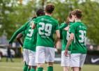 Sportacentrs.com TV: futbola talanti vīru cīņās un Latvijas labākās volejbolistes