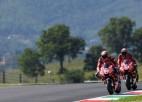 """Krīt """"MotoGP"""" maksimālā ātruma rekords"""
