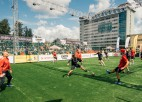"""Ghetto Games"" Daugavpilī pulcē teju 1400 dalībnieku"