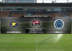 Video: Bilinskis gūst 4 vārtus, Riga FC pārliecinoši uzvar SK Super Nova