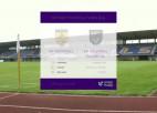 Video: Ventspils jau trešo reizi spēlē neizšķirti ar Valmieru
