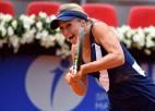 Marcinkeviča kvalificējas sev veiksmīgajam Senmalo ITF turnīram