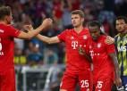"""Keins nodrošina """"Hotspur"""" uzvaru pār """"Real"""", """"Bayern"""" iznīcina """"Fenerbahce"""""""