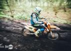 """Ermanis: """"Neesam tie, kas mežus ar motocikliem izbraukā krustu šķērsu"""""""