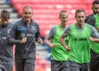 """""""Riga"""" pēdējā barjera ceļā uz EL grupu turnīru – Dānijas čempione, tiešraide Sportacentrs.com TV"""