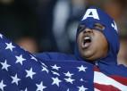 Divkārtējā olimpiskā čempione regbijā - ASV izlase