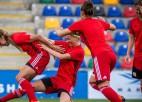 Nosaukts sieviešu izlases sastāvs Eiropas čempionāta atlases turnīra ievadam