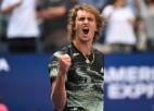 """Pagājušā gada čempions Zverevs kvalificējas """"ATP Finals"""", paliek viens nezināmais"""
