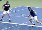 """""""US Open"""" soda Braienu par ieroča žesta rādīšanu līnijtiesneša virzienā"""