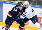 """Indraša pāridarītājam Volčenkovam nepiespriež diskvalifikāciju, varēs spēlēt pret """"Dinamo"""""""