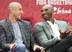 """Kobe: """"Vairs nav 1992. gads – arī Amerikas labākajam sastāvam uzvara turnīrā nebūtu nekāda pastaiga"""""""