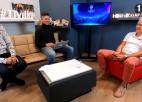Video: Ģenerālis, bukmeikers un Pakalns par UEFA Čempionu līgu