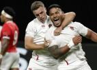 Anglija sāk lēni, taču Tuilagi divi piezemējumi nodrošina piecus punktus