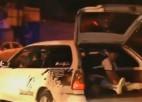 Video: Ātrās palīdzības šoferis pazudis, savainoto spēlētāju ved ar taksometru