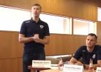 """Video: """"Liepājas basketbols: Jauna sezona - jauni treneri, jauni mērķi!"""""""
