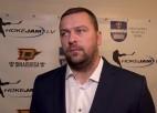 """Video: Tribuncovs: """"Gribēšana ir, varēšanas nav"""""""