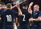 "Skotija noformē pirmo ""sauso"" uzvaru Pasaules kausā"