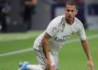 """Madrides """"Real"""" futbolistiem Azāram un Kazemiru konstatēts Covid-19"""