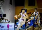 """Pasaules kausā, """"EuroBasket"""" un Eirolīgā spēlējusī Rozenberga noslēdz basketbolistes karjeru"""