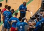 """""""Limbaži/MSĢ"""" Baltijas līgas sezonu sāk ar zaudējumu četros setos pret Kēla komandu"""