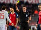 """Norvēģija dramatiski atņem pirmos punktus Spānijai, Itālija kvalificējas """"Euro 2020"""""""